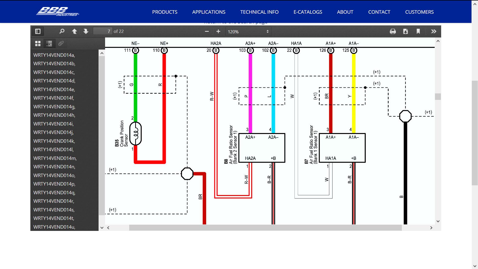 Wiring Diagram For 2009 V6