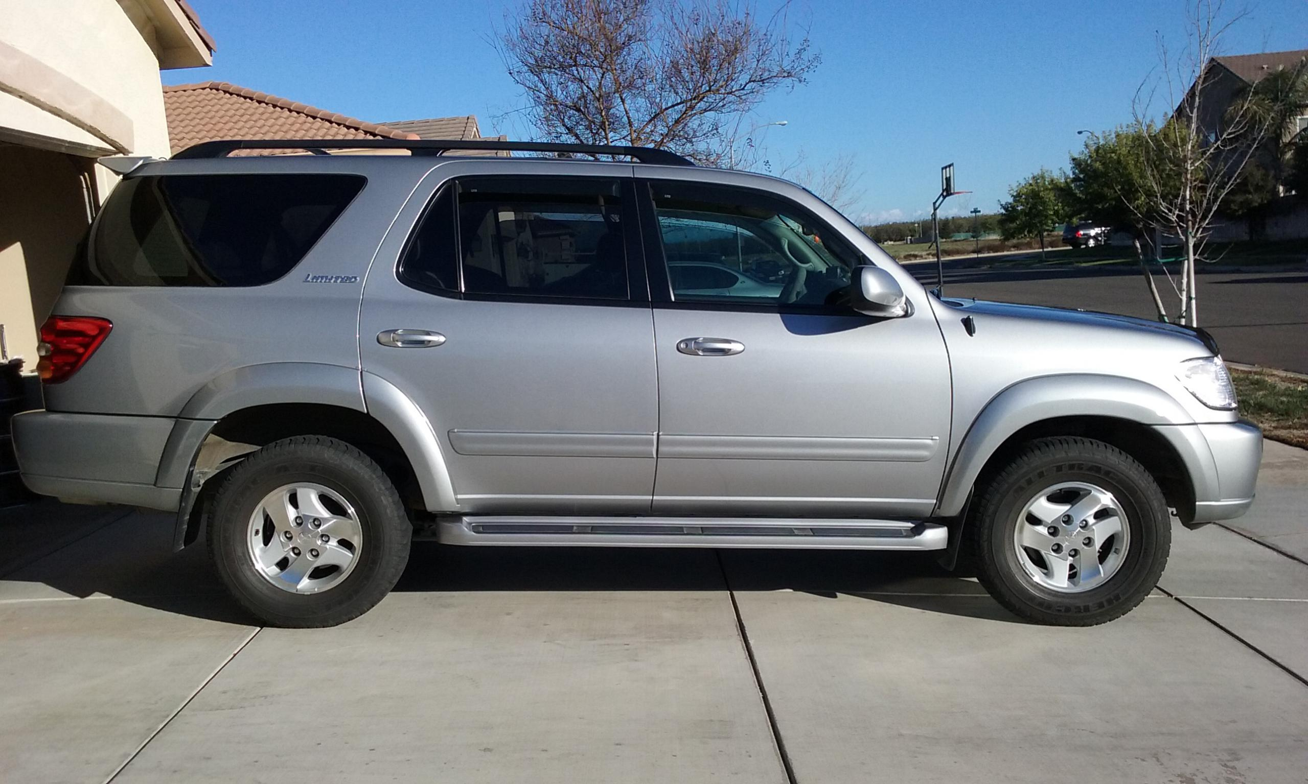 2001 sequoia 4x4 lift questions toyota nation forum 2001 sequoia 4x4 lift questions