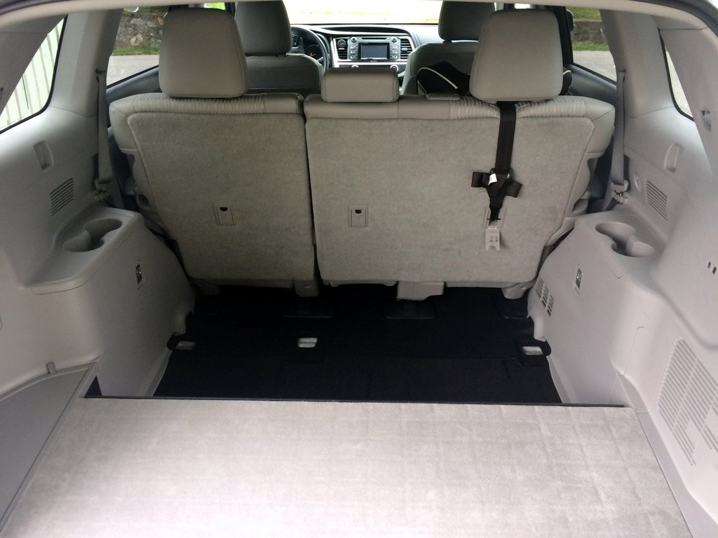 2014 highlander 3rd row seats removed toyota nation forum toyota car and truck forums
