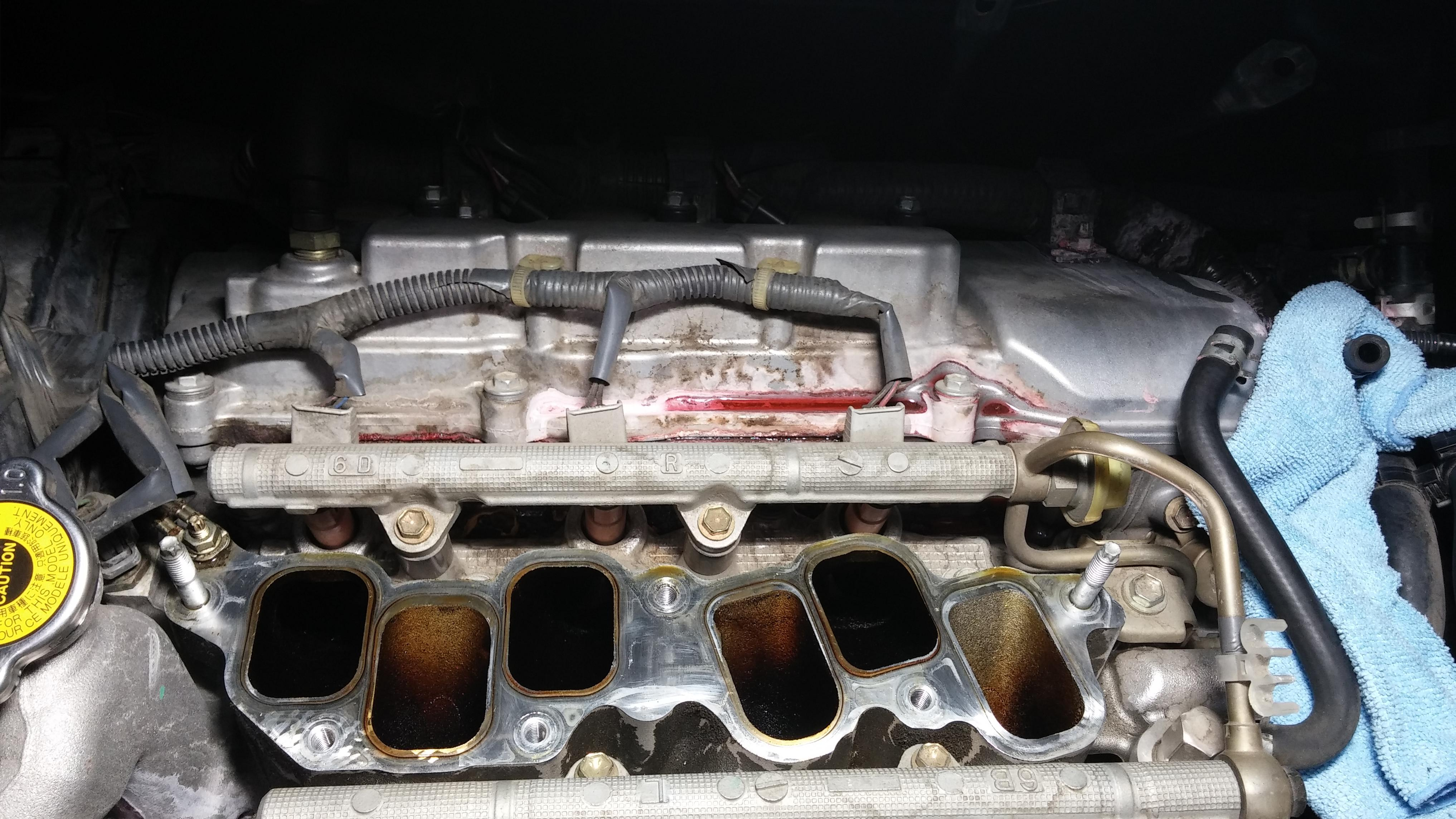 2004 Siena Coolant Leak Pic Included Toyota Nation Forum Lexus Click Image For Larger Version Name 11 Views 434 Size 10089