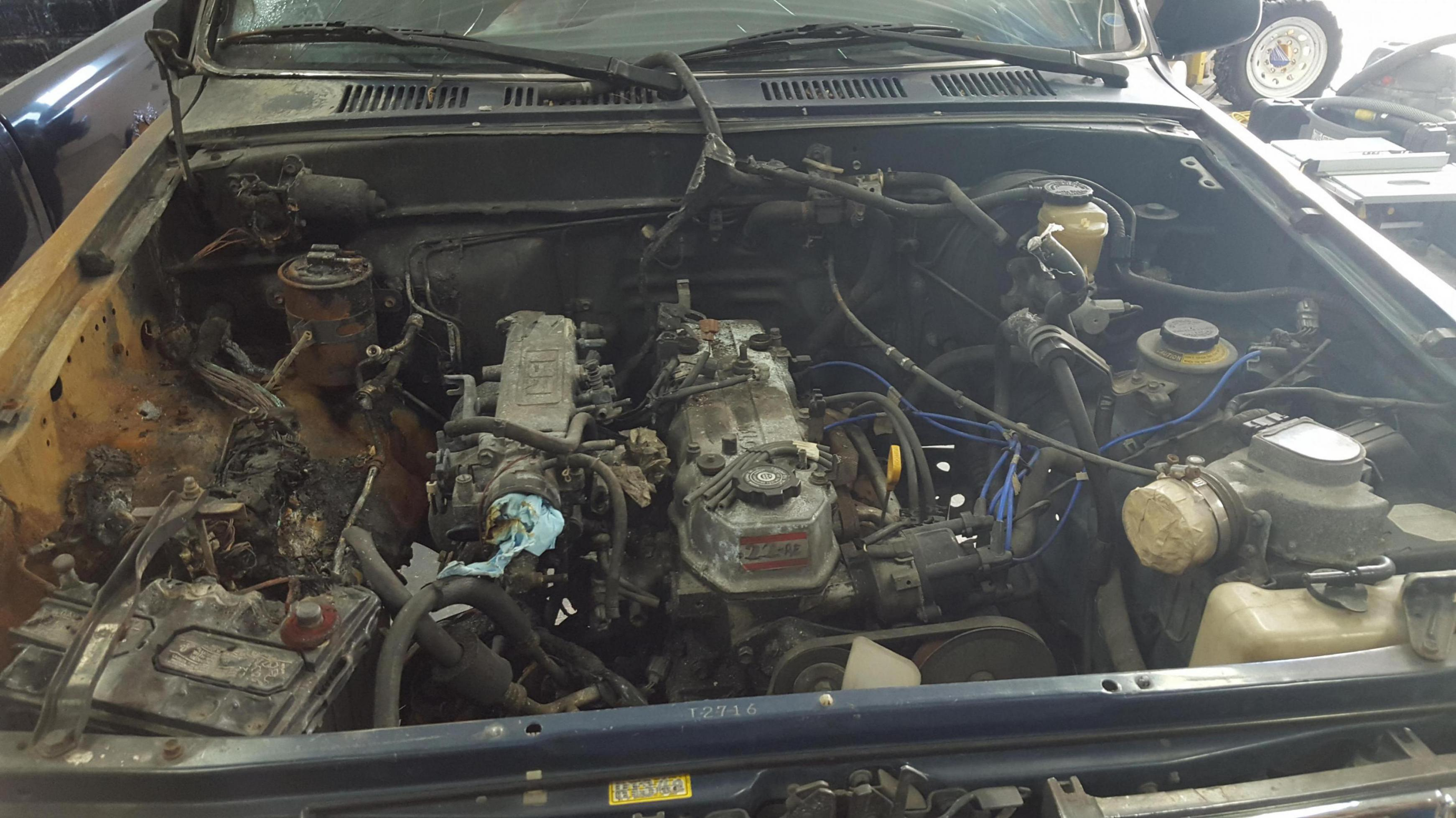 Wiring harness/ 22RE compatibility - Toyota Nation Forum : Toyota Car and  Truck Forums