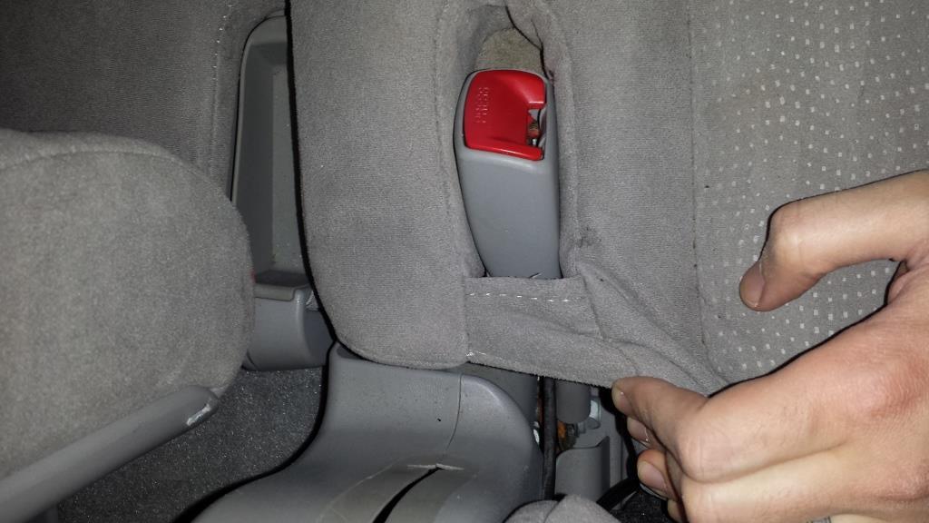 Nd Car Seat