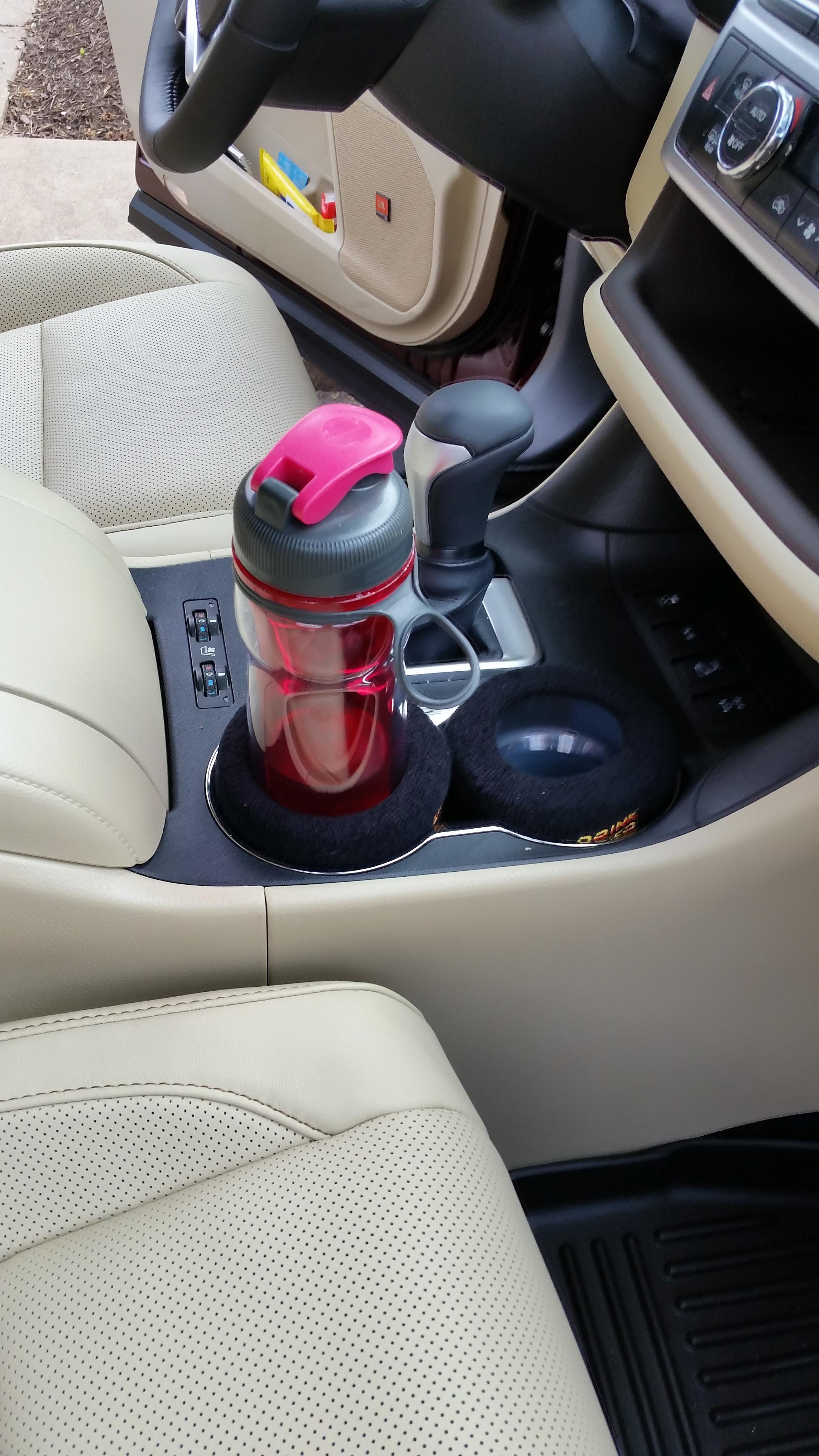 Cup holders are too big page 3 toyota nation forum toyota car and truck forums