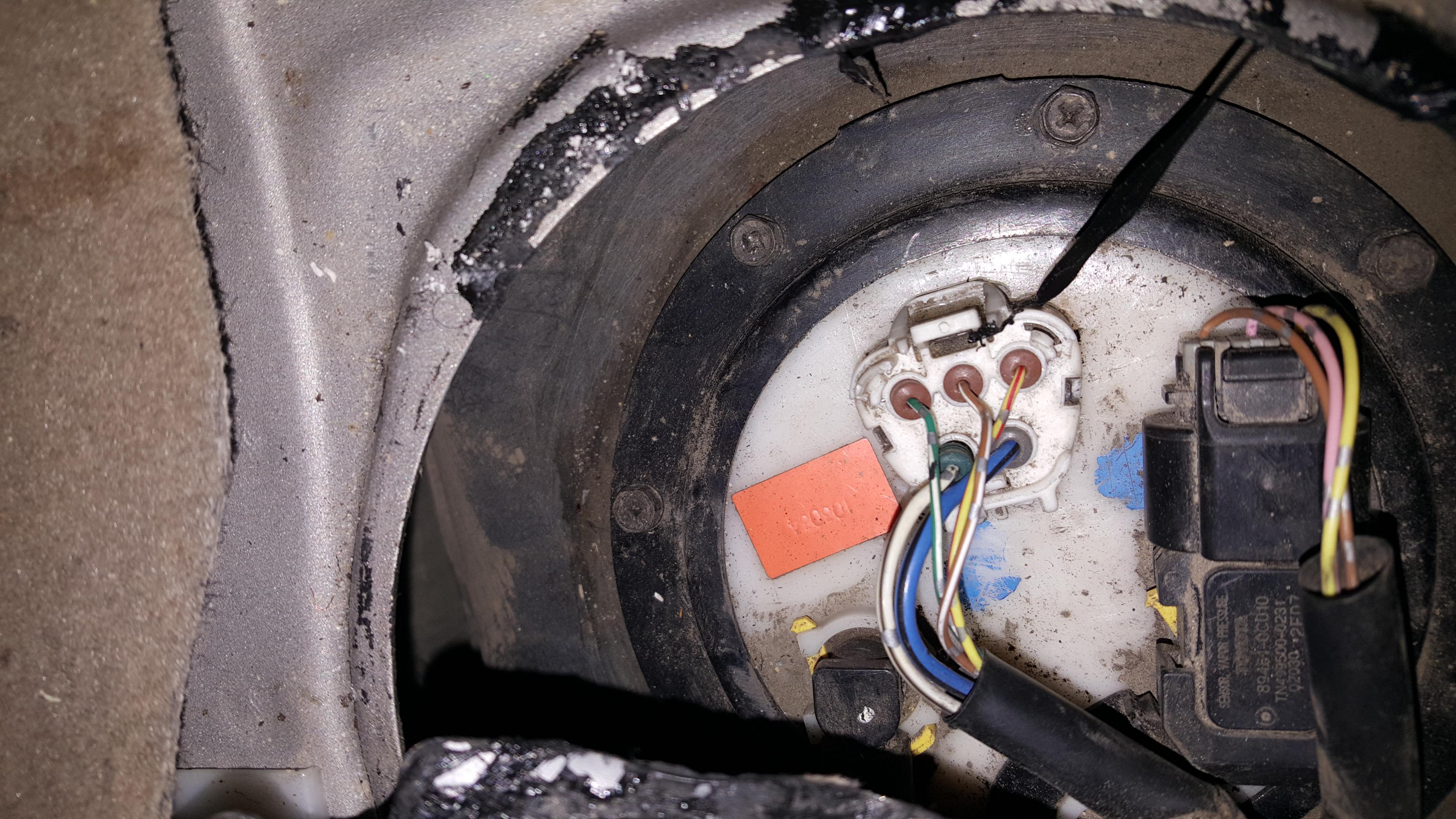 2005 Toyota Corolla Fuel Pump Wiring Diagram