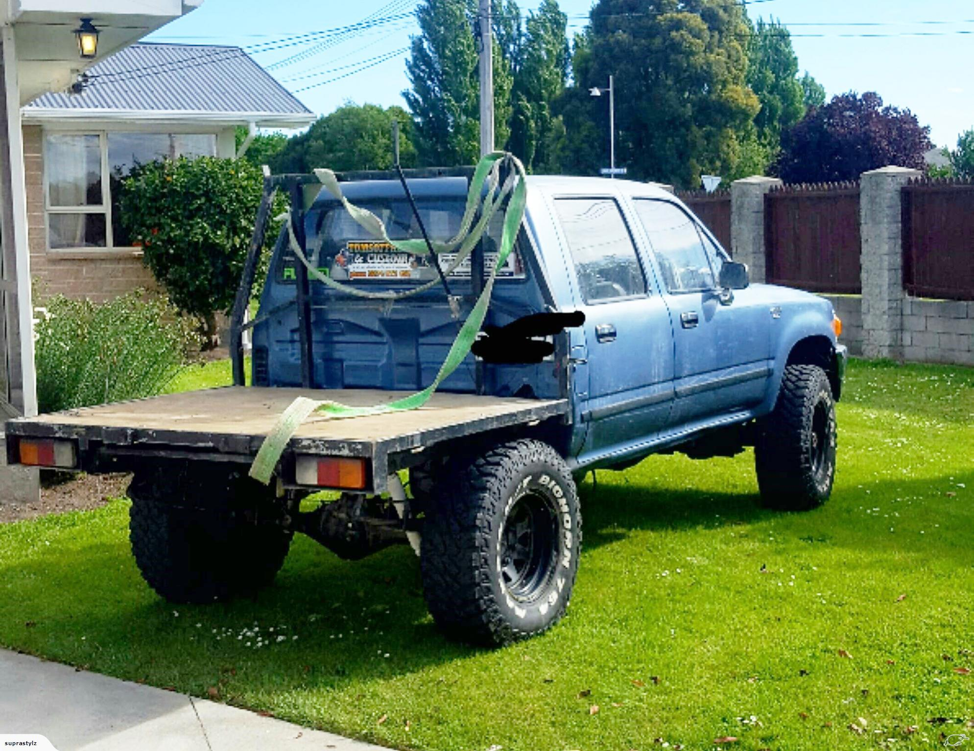 94 Duel Cab Bench Seat Replacement Toyota Nation Forum
