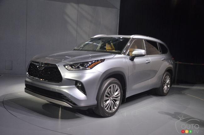 2020 Highlander Revealed Toyota Nation Forum Toyota