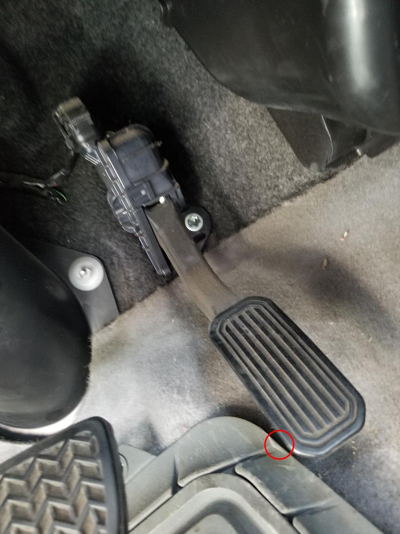 Key Stuck In Lock >> My Gas Pedal Got Stuck Today... - Toyota Nation Forum ...
