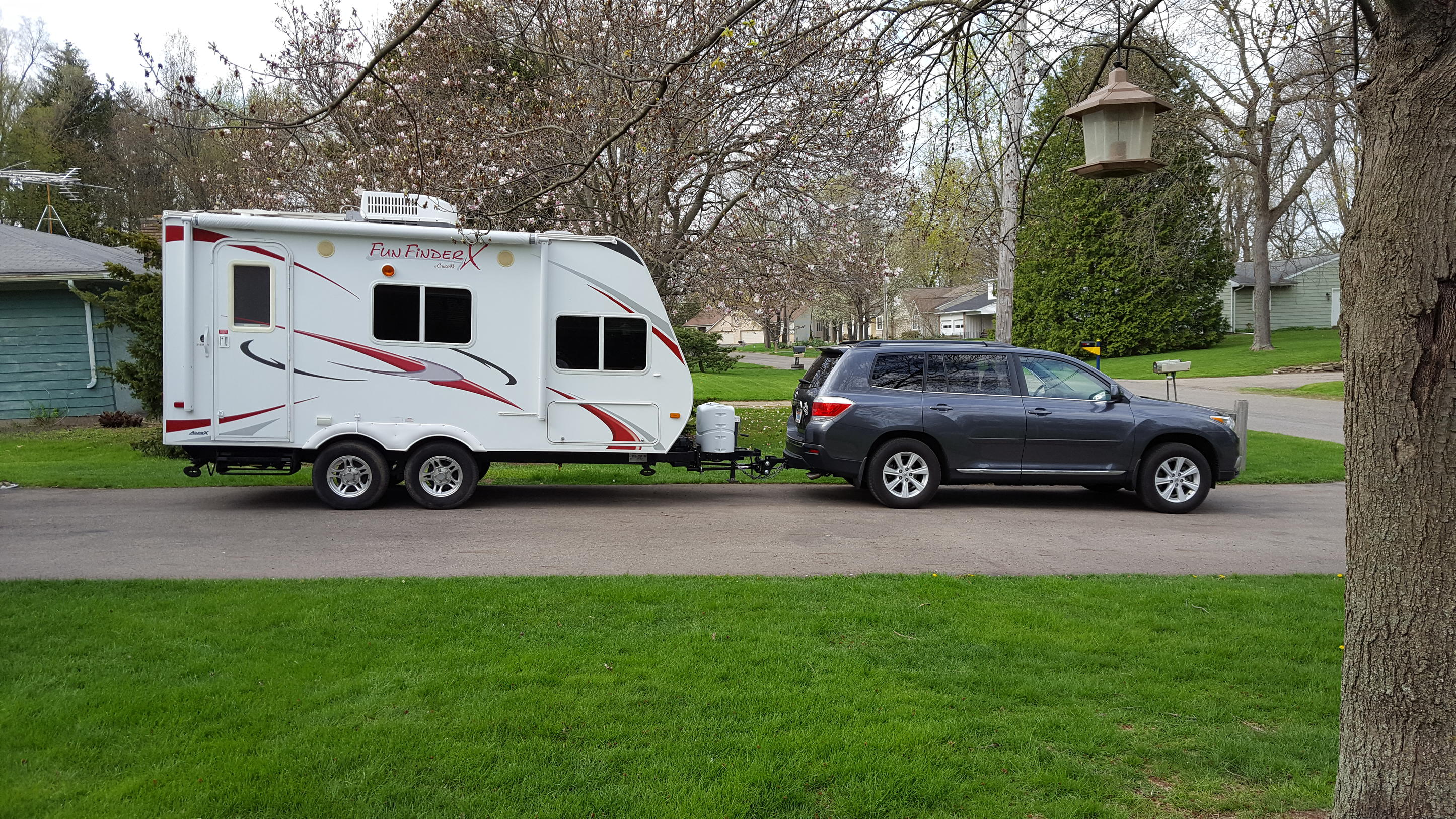 Towing Travel Trailer Toyota Nation Forum Toyota Car