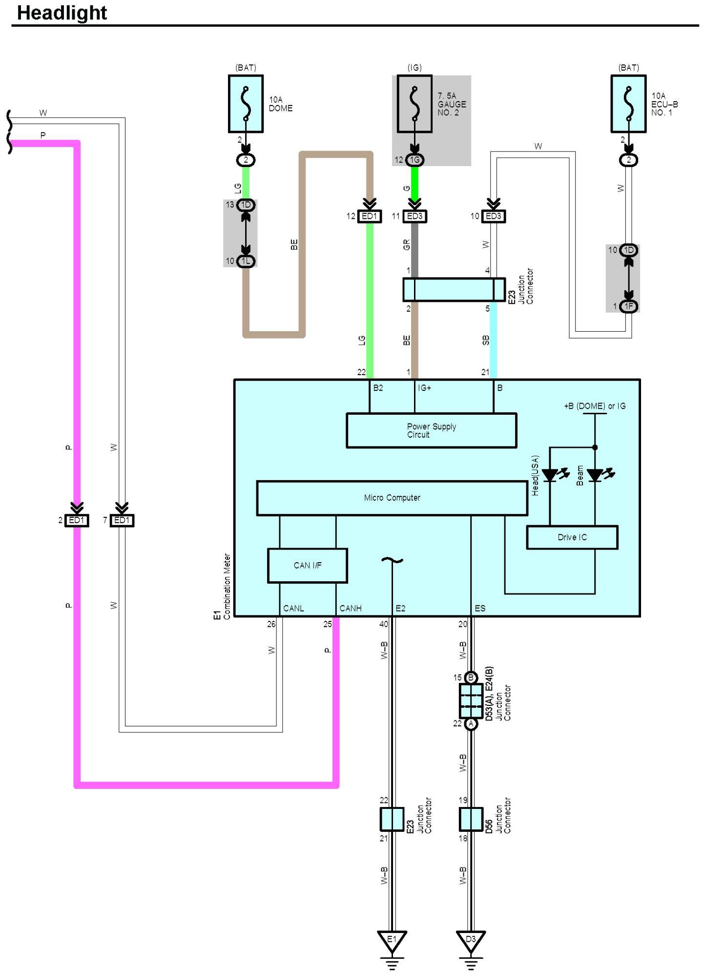 2010 Toyota Highlander Headlight Wiring Diagram Wiring Diagrams Dry Metal Dry Metal Alcuoredeldiabete It
