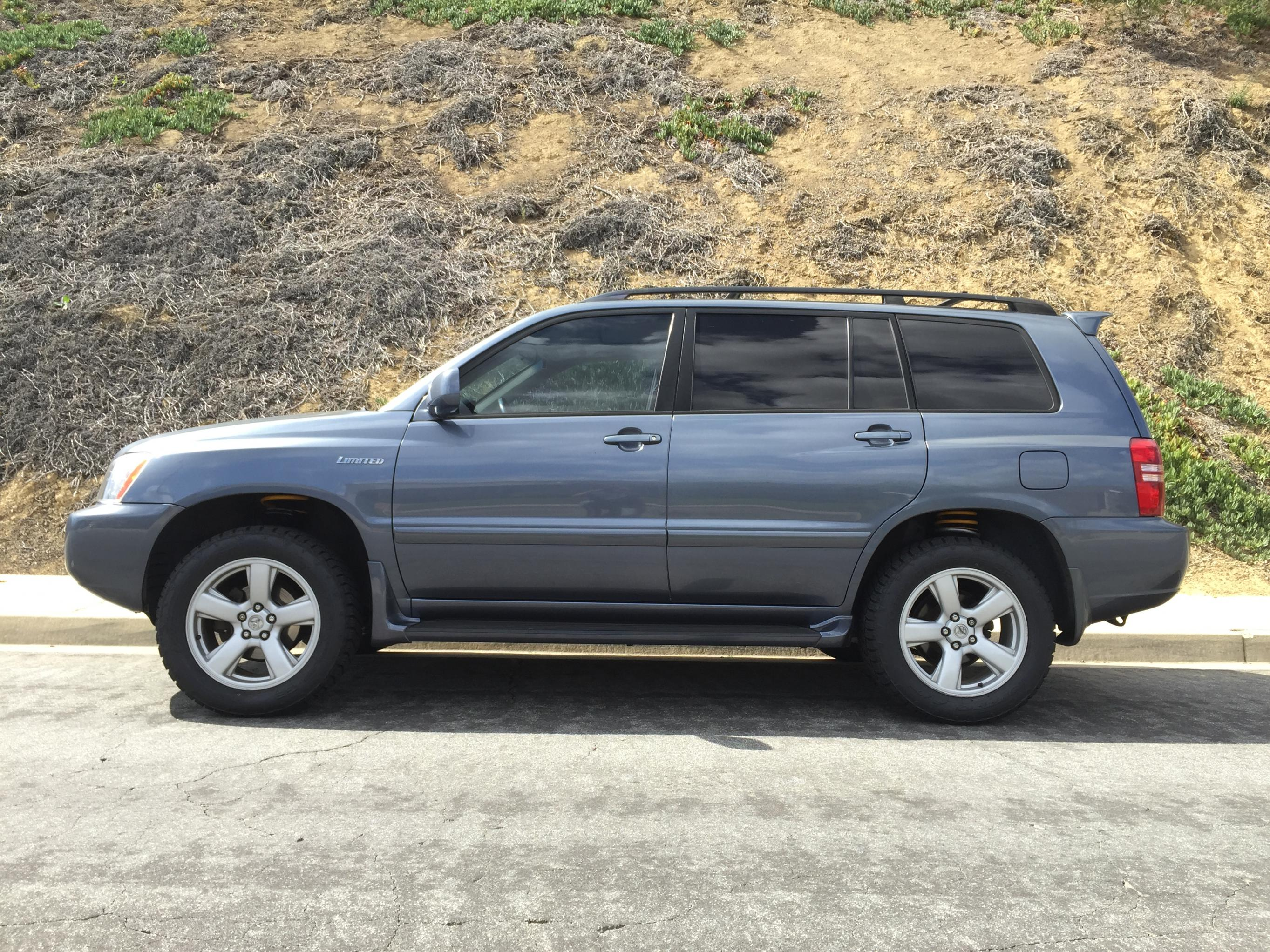 1st Gen Highlander Suspension Lift Toyota Nation Forum
