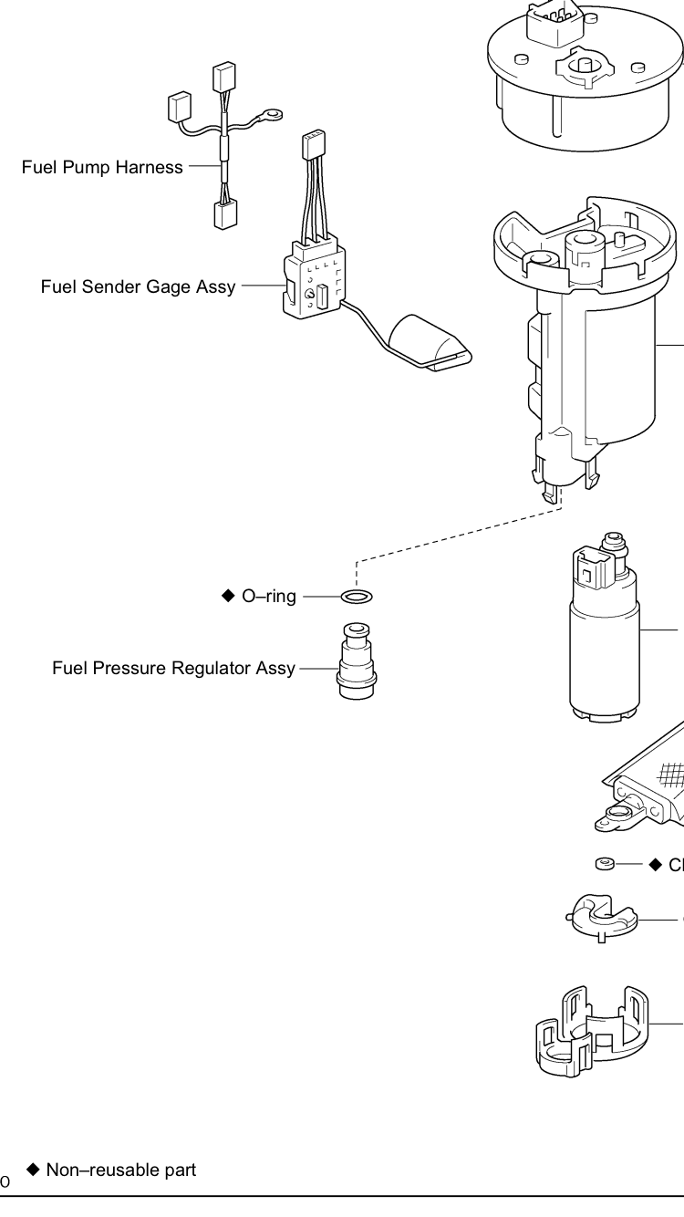 wher is fuel filter located in 2008 toyota camry 2.4 a/t | toyota nation  forum  toyota nation forum
