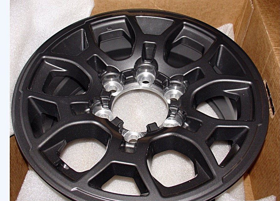 Toyota Tacoma Center Cap ... Satin SR Wheels - Toyota Nation Forum : Toyota Car and Truck Forums