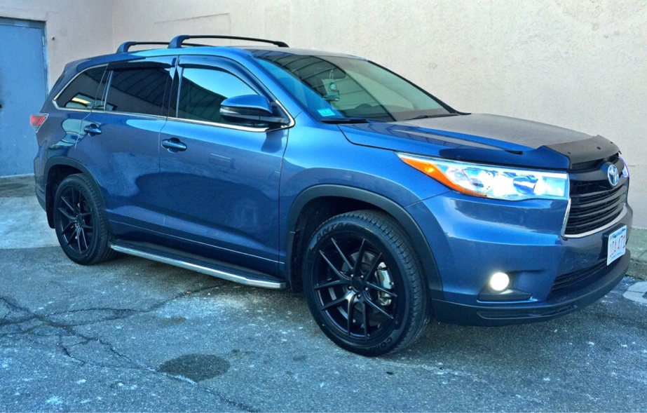 Let's see your Highlander modifications? - Toyota Nation ...