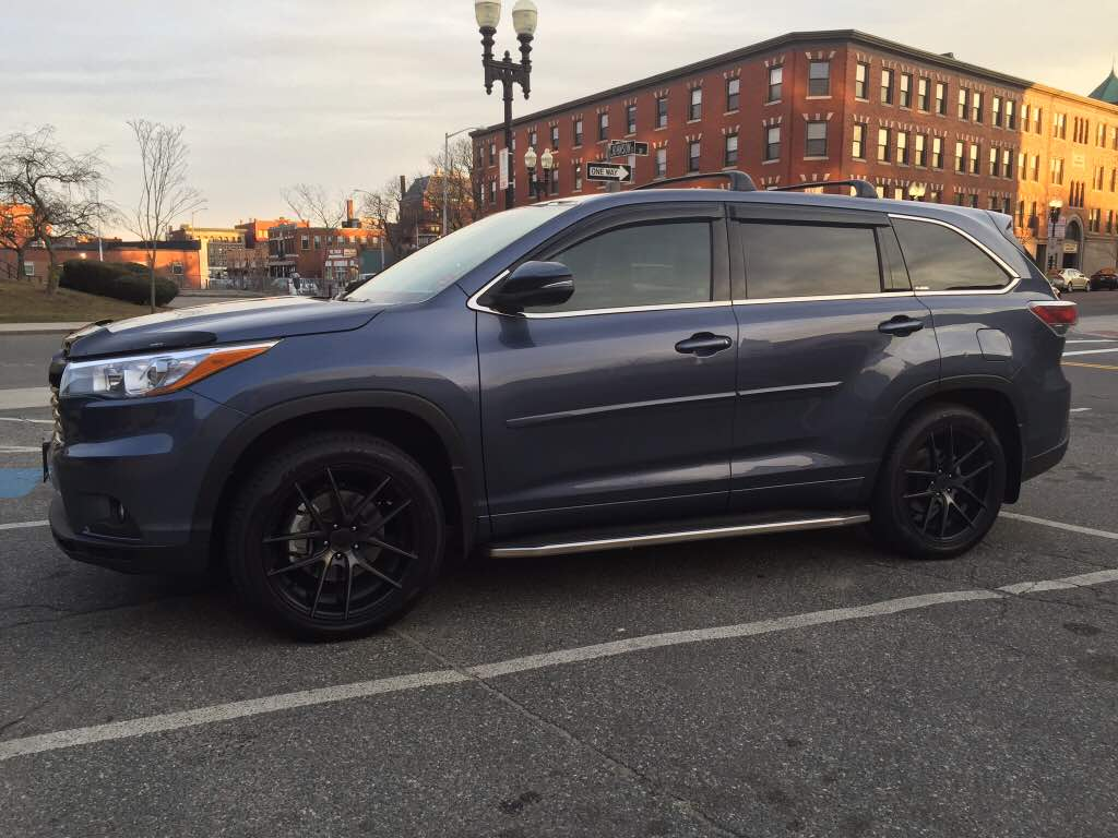2016 Toyota Highlander Le V6 >> Let's see your Highlander modifications? - Toyota Nation Forum : Toyota Car and Truck Forums