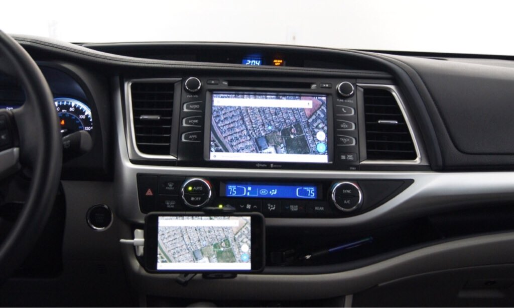 2015 Toyota Highlander Xle >> What phone mount are you all using? - Toyota Nation Forum : Toyota Car and Truck Forums
