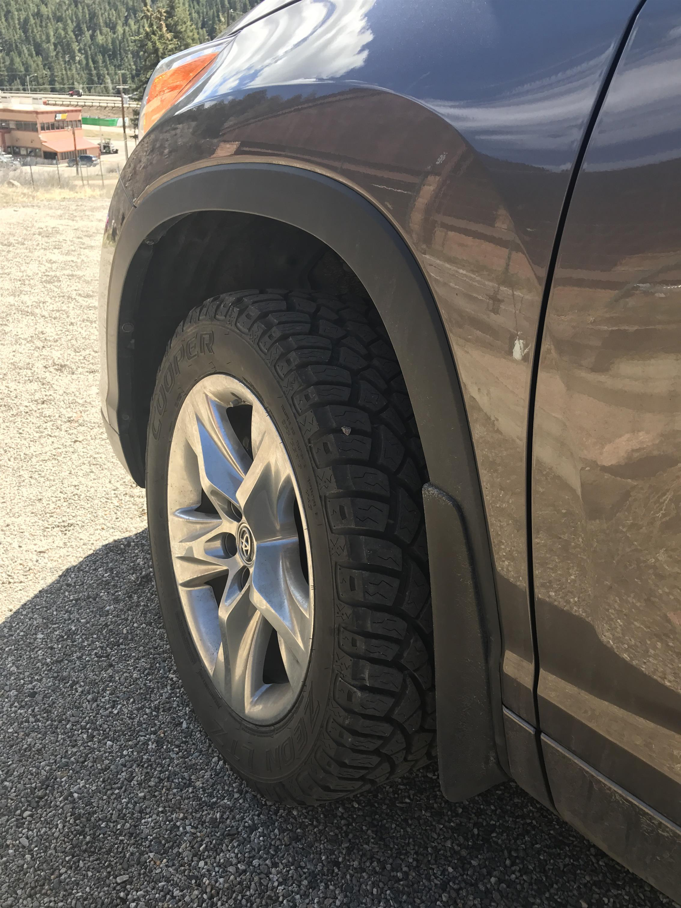 All Weather Tire >> 2016 Highlander Tire Option - Toyota Nation Forum : Toyota Car and Truck Forums