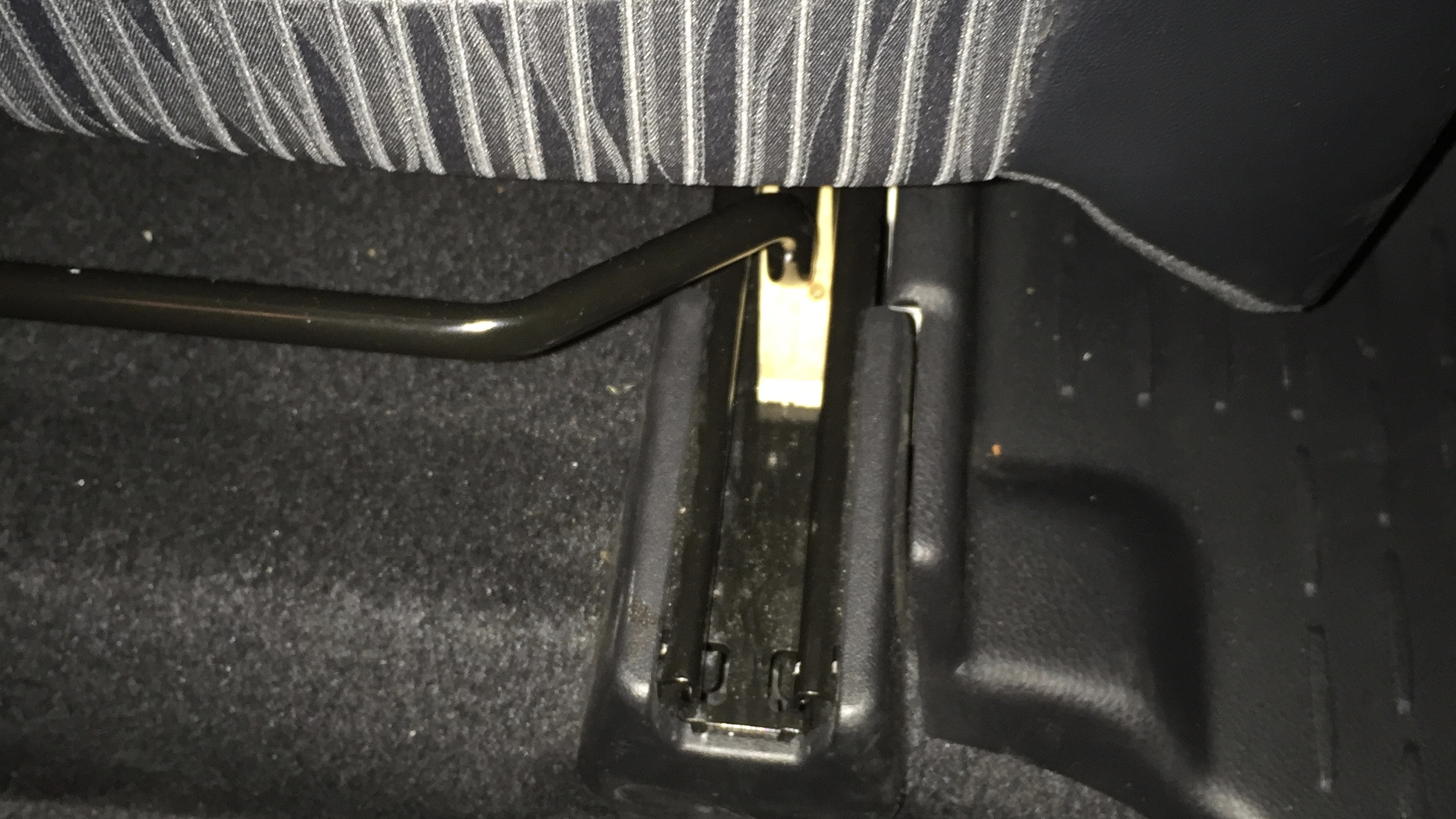 Rear Seat Rattle Relief - Toyota Nation Forum : Toyota Car ...