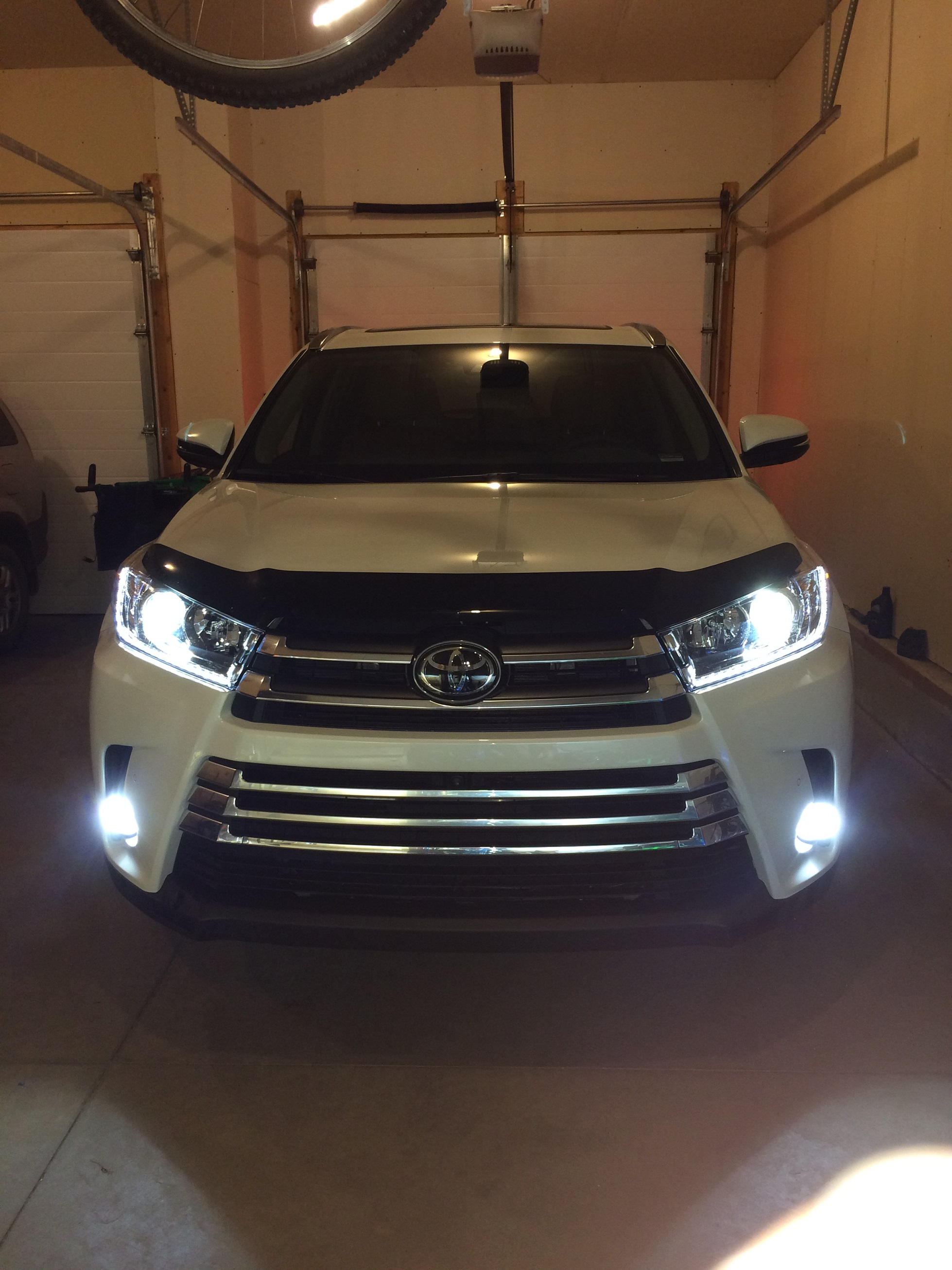 2017 Highlander Led Bulbs Amp Hid Low Beam Conversion Page