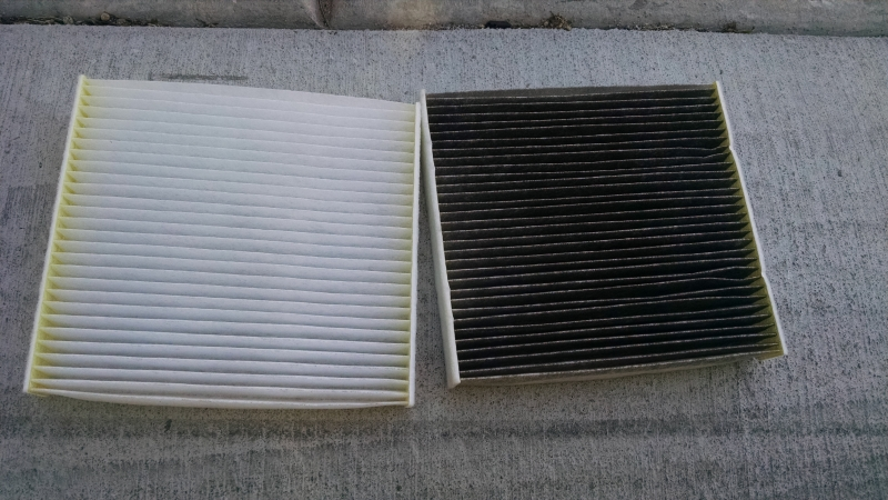 Stock Charcoal Cabin Air Filter Toyota Nation Forum