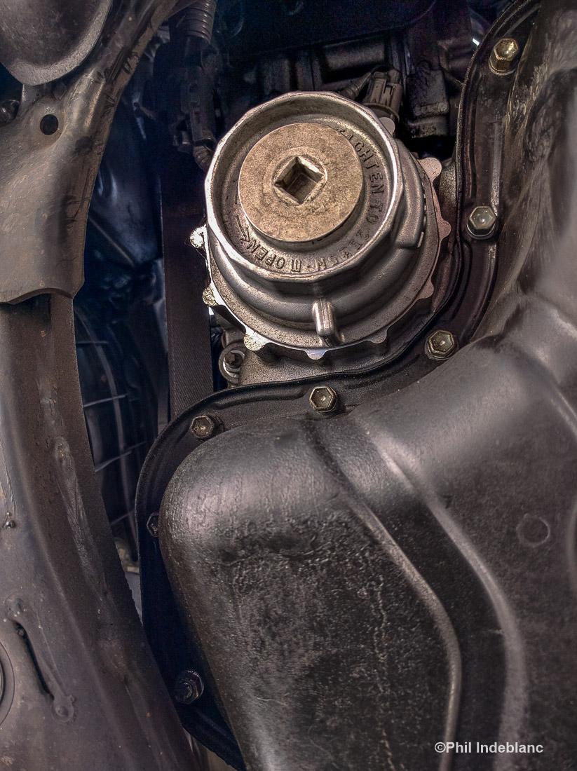2015 toyota tacoma engine oil capacity
