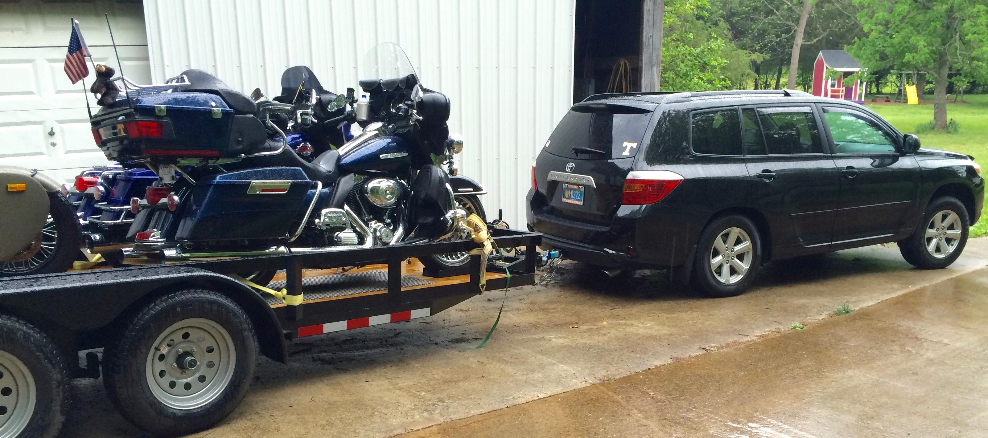 Towing With My 2010 Highlander Toyota Nation Forum Toyota Car