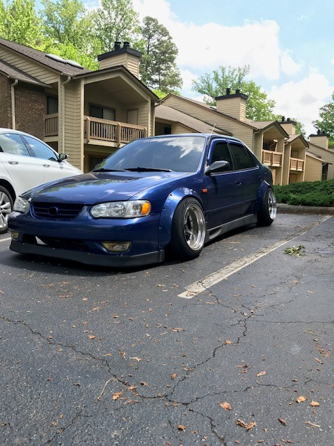 Toyota Of Hickory >> Stanced 2001 Toyota Corolla - Toyota Nation Forum : Toyota Car and Truck Forums