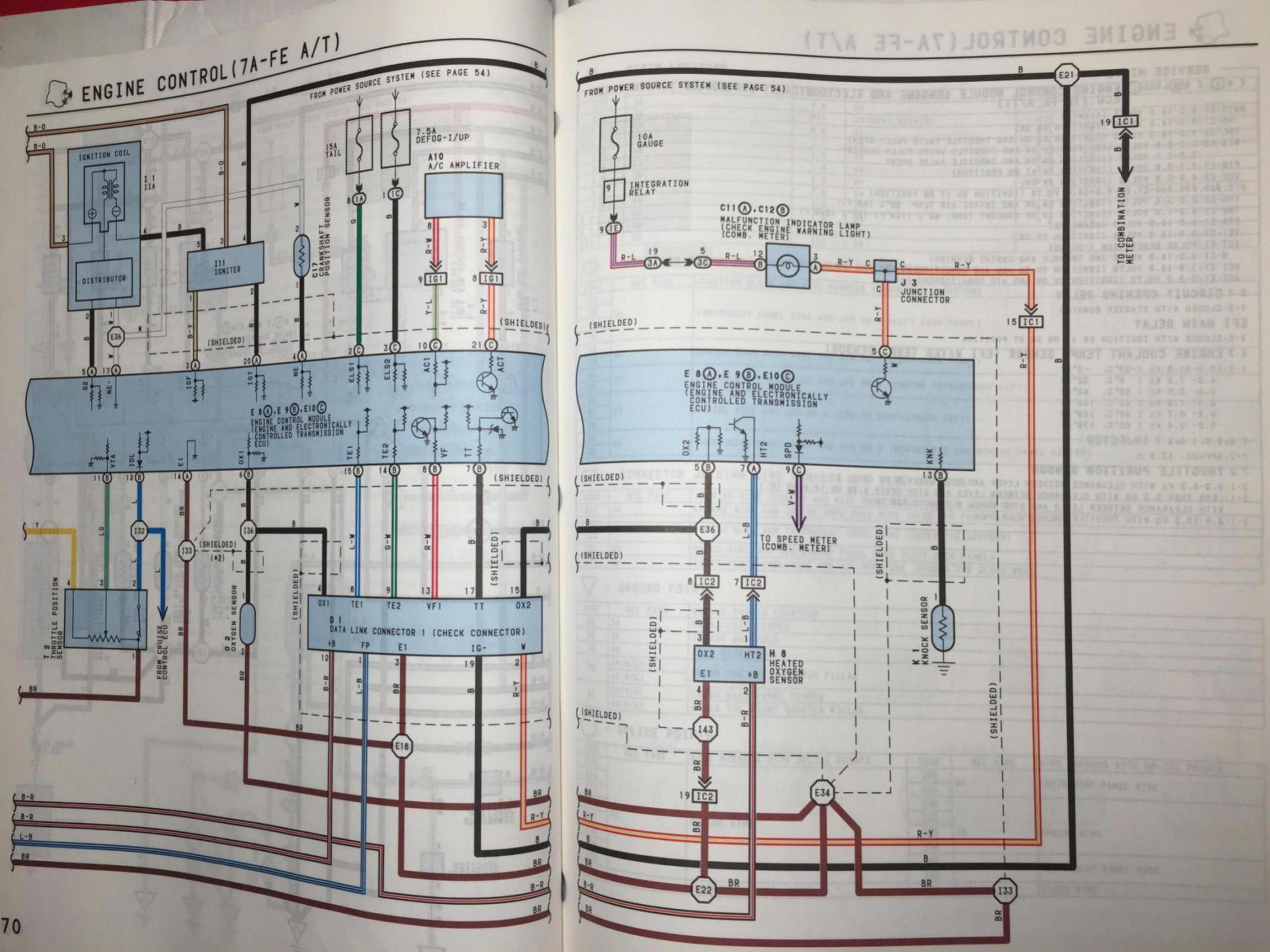 95 corolla belt diagram, 95 corolla gas tank, 95 corolla fuel pump relay, on 95 corolla fuse box engine