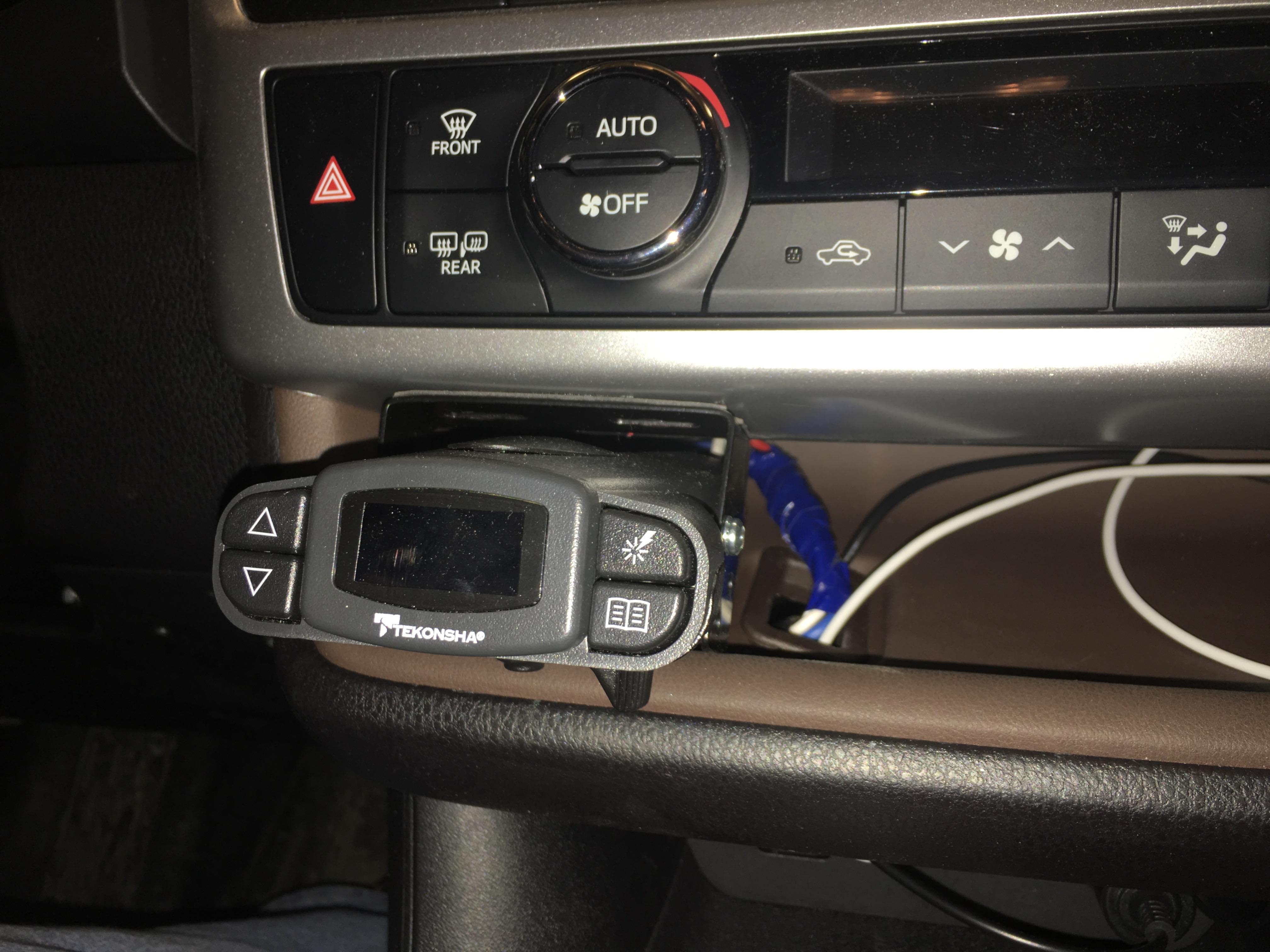 Tekonsha Prodigy P3 Brake Controller 2017 Toyota Nation Forum Fj Wiring Harness Click Image For Larger Version Name Img 7761a Views 595
