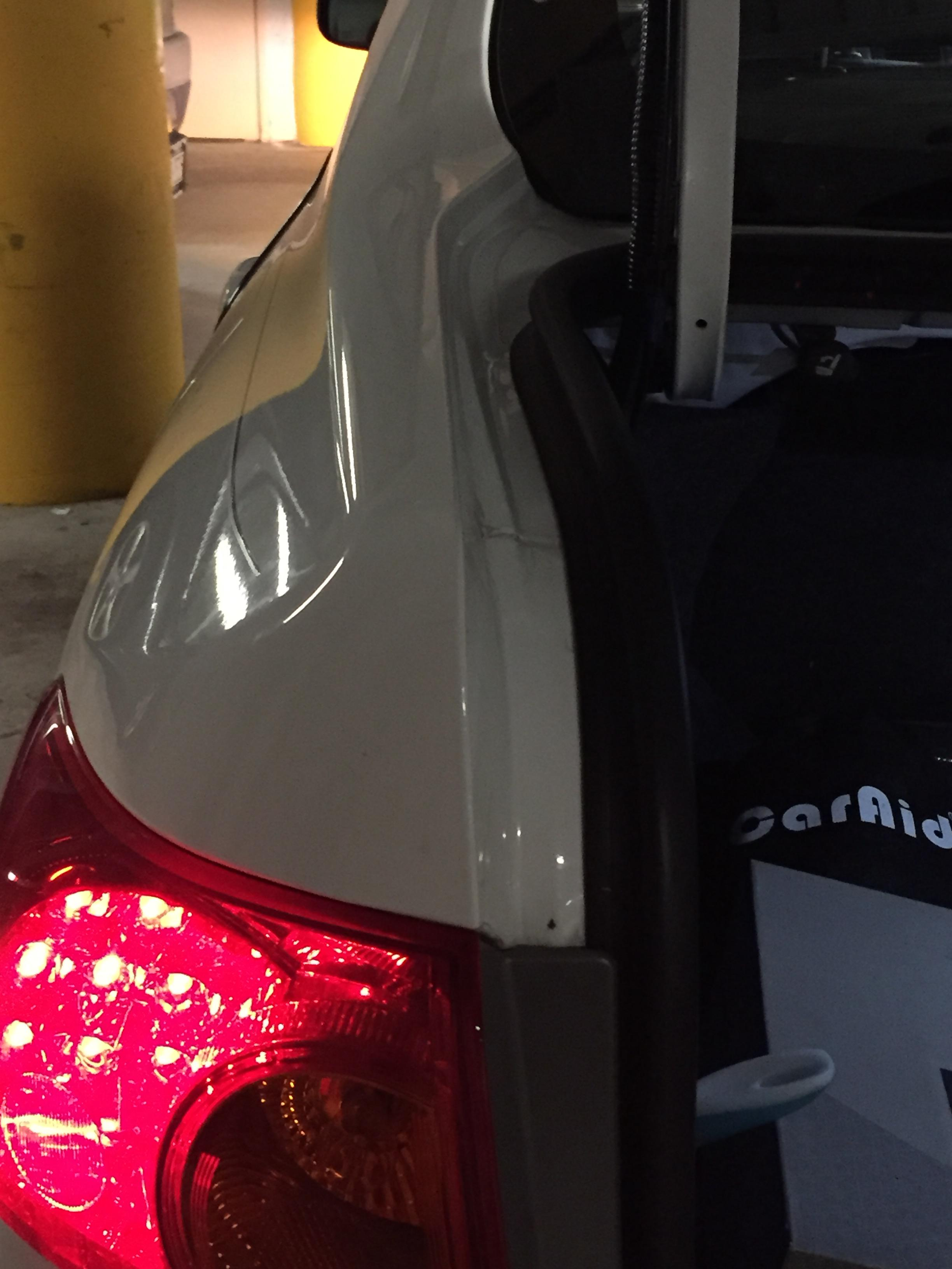 New Rear Trunk Lid Weatherstrip Rubber Seal Gasket For Toyota Corolla 2009-2013