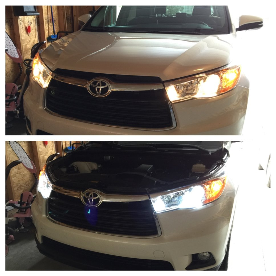 2015 toyota highlander lighting guide toyota nation forum toyota car and truck forums