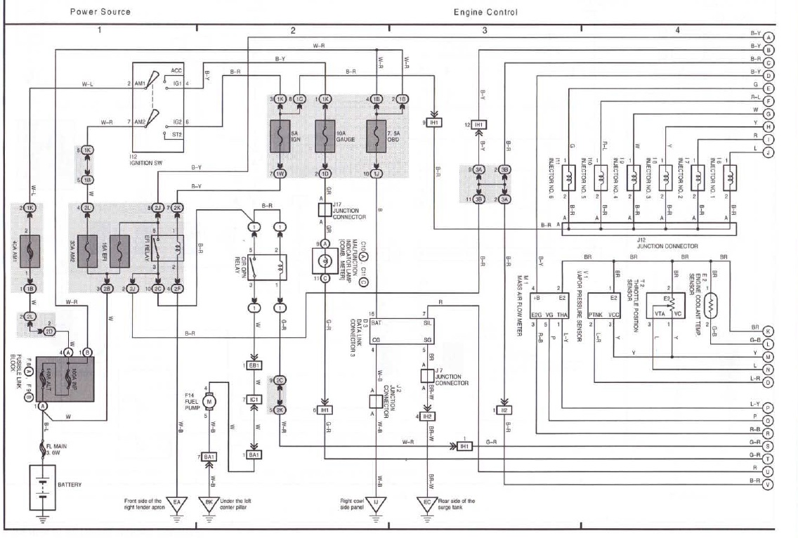 2003 toyota mr2 wiring diagram wiring library 2003 toyota mr2 wiring diagram