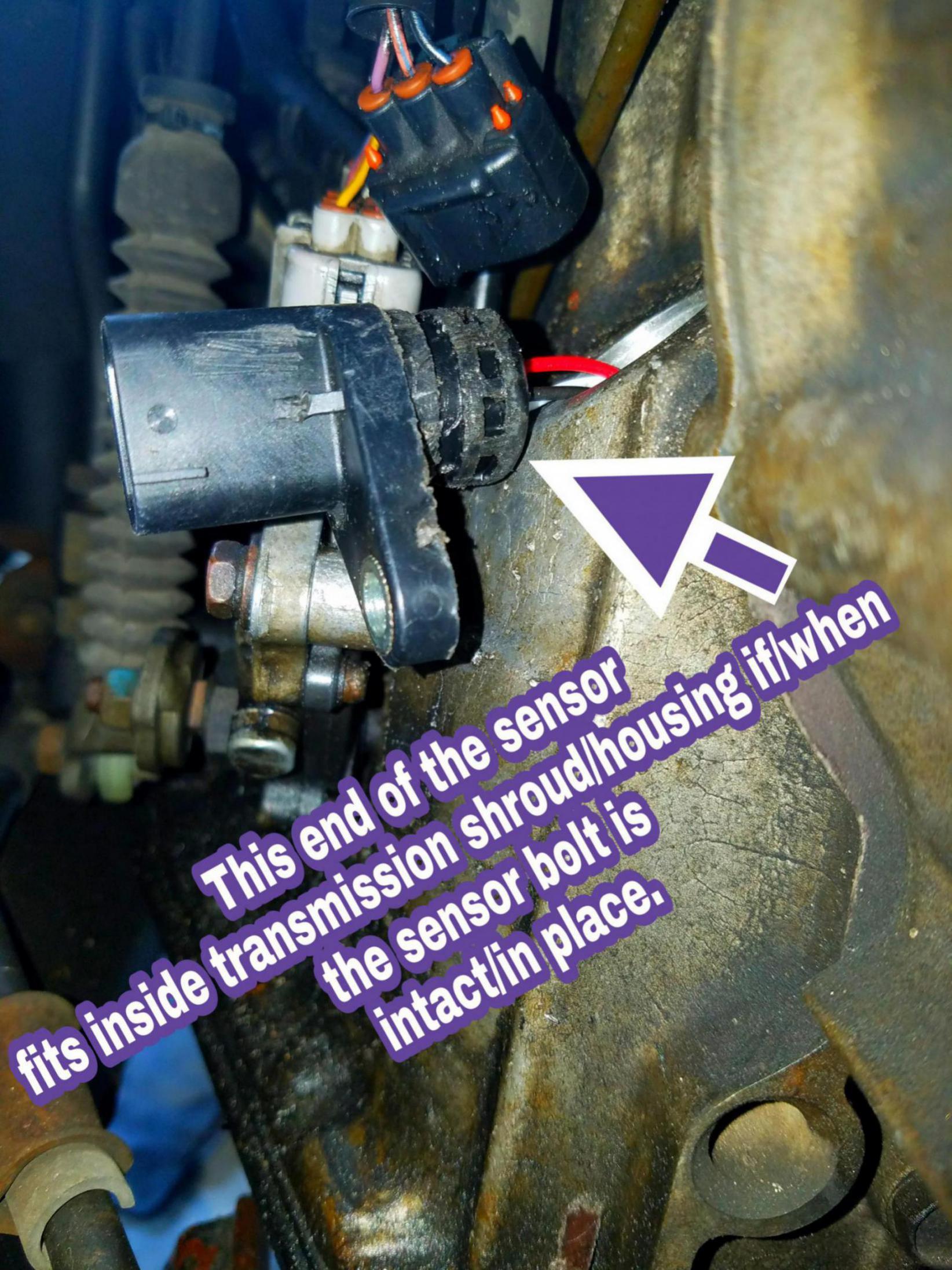 Toyota Sienna Service Manual: Vehicle Speed Sensor Malfunction