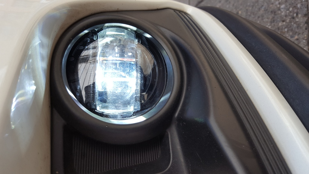 Foglight install AND LED upgrade - Toyota Nation Forum : Toyota Car ...