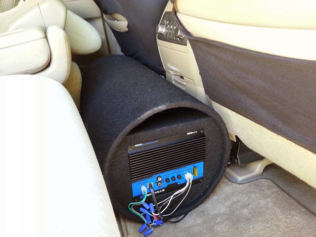 10050d1431290910 budget 2010 base highlander 4 chan stereo bass tube upgrade rear 3 budget 2010 base highlander 4 chan stereo bass tube upgrade on rockville rtb10a wiring diagram