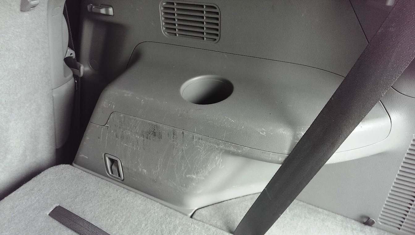 How to remove interior plastic panel scratches? - Page 4 ...