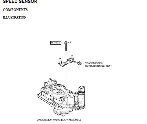 Repeated P0500 code-replace Vehicle Speed Sensor - Toyota