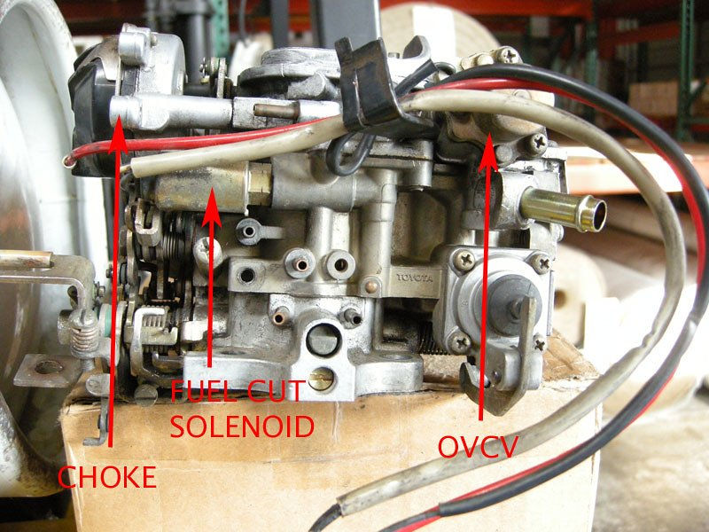 How to test carb solenoid 22r | Toyota Nation Forum