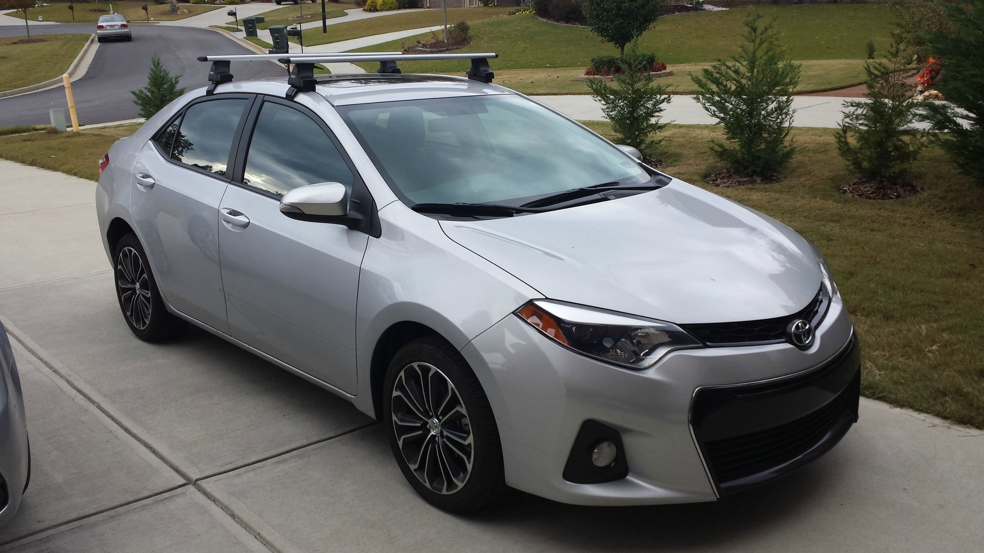 Roof Rack for 2015 Corolla   Toyota Nation Forum