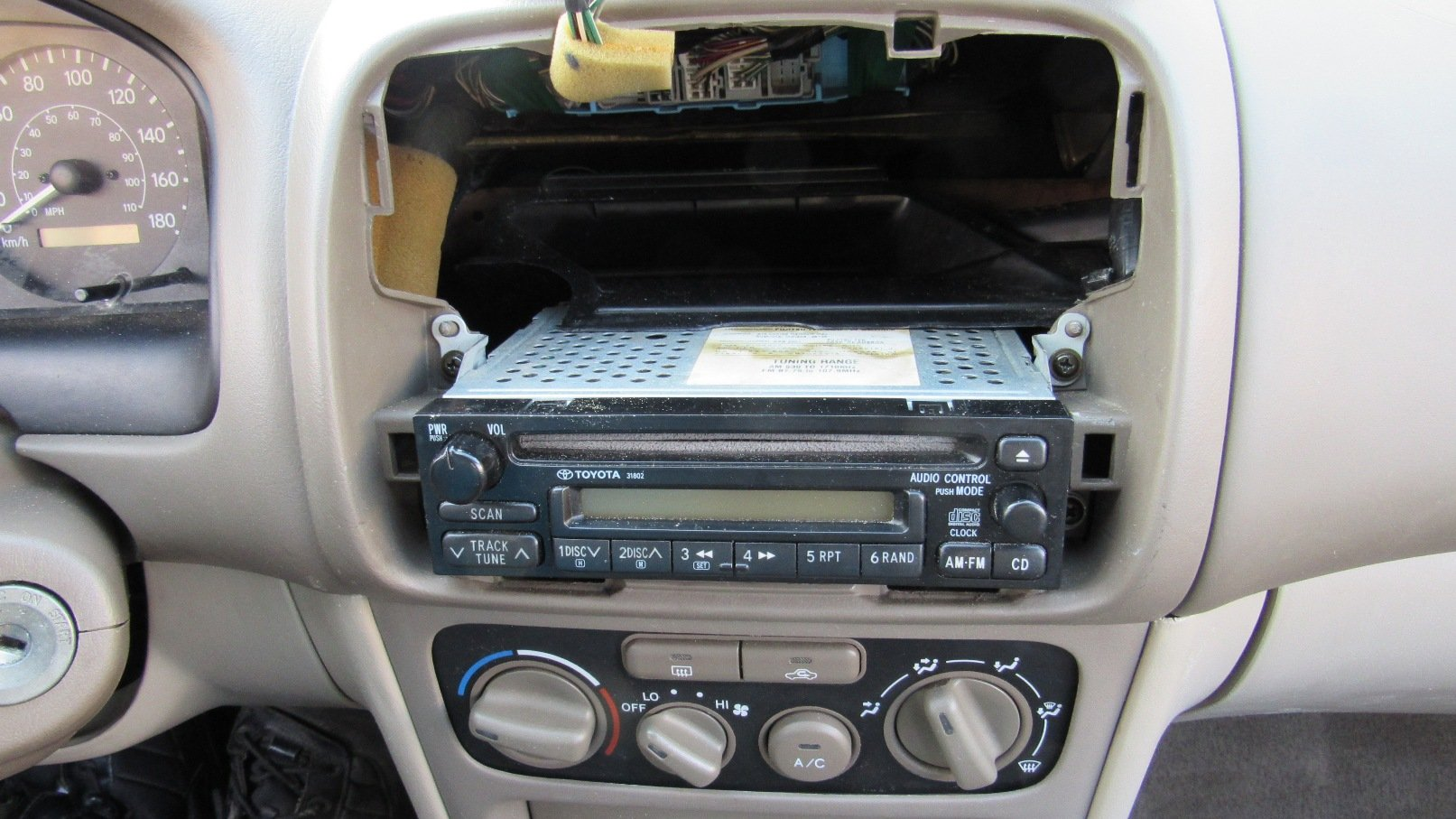 DIY: Add Aux Input to CD Stereo | Toyota Nation Forum