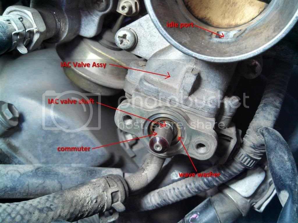 Cleaning your IAC a better way | Toyota Nation Forum