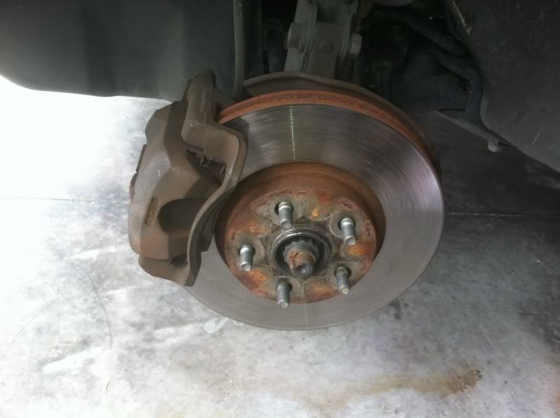 DIY 2003-2008 Corolla, Matrix, Pontiac Vibe Front Brake Job