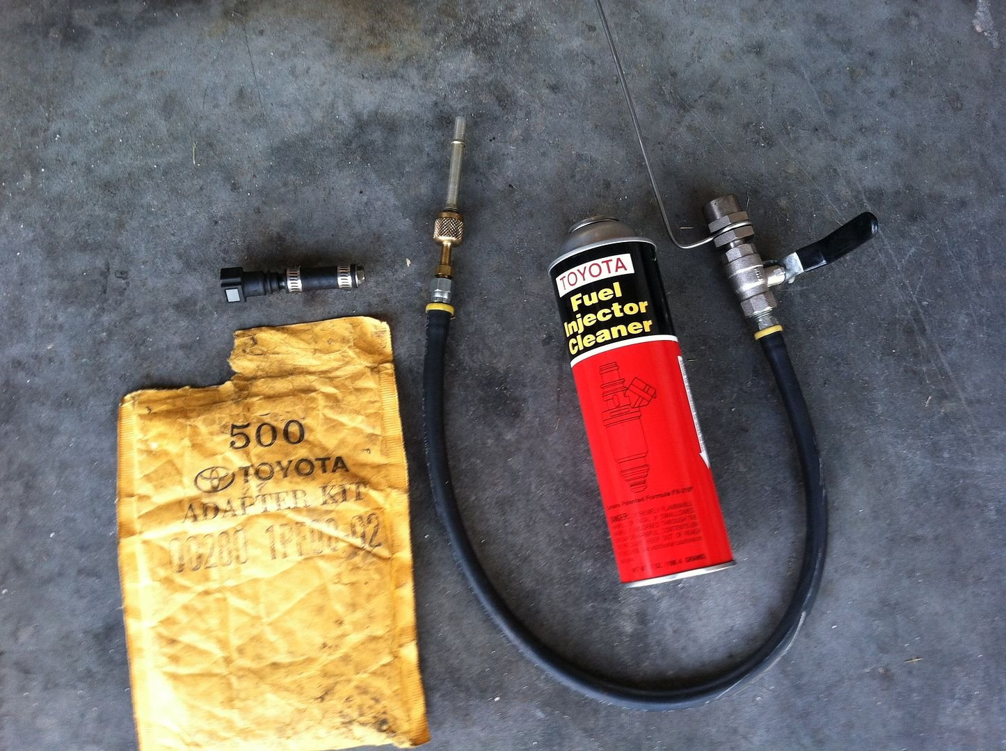 DIY 2003-2008 Corolla, Matrix, Pontiac Vibe Toyota Injector
