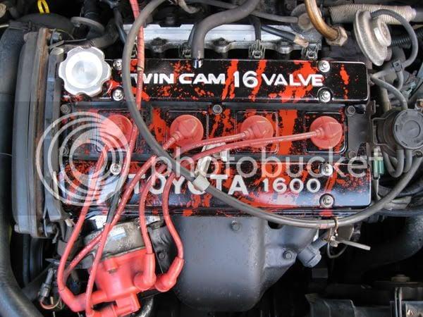 AE92 engine re-birth | Toyota Nation Forum