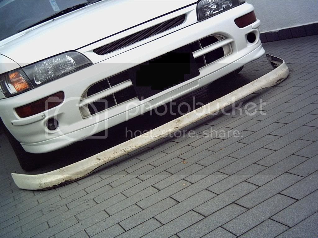 fx-gt front bumper lip, what have you guys used?   Toyota