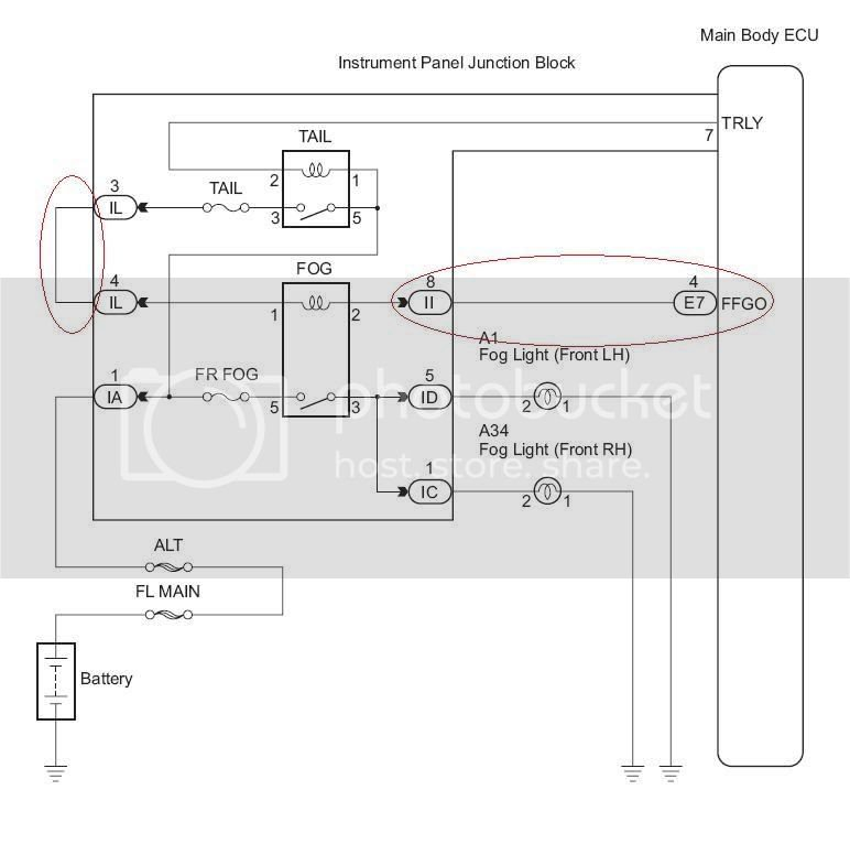 Fog Light Install Help  With Diagram