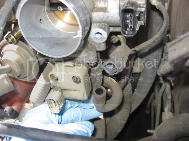DIY removal & cleaning of IAC | Toyota Nation Forum