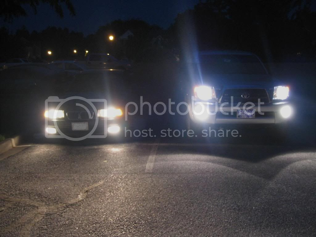 Brightest legal headlights out there | Toyota Nation Forum