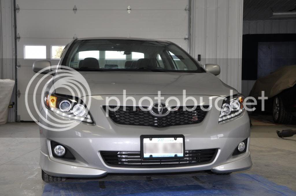Toyota corolla turbo kit 2010