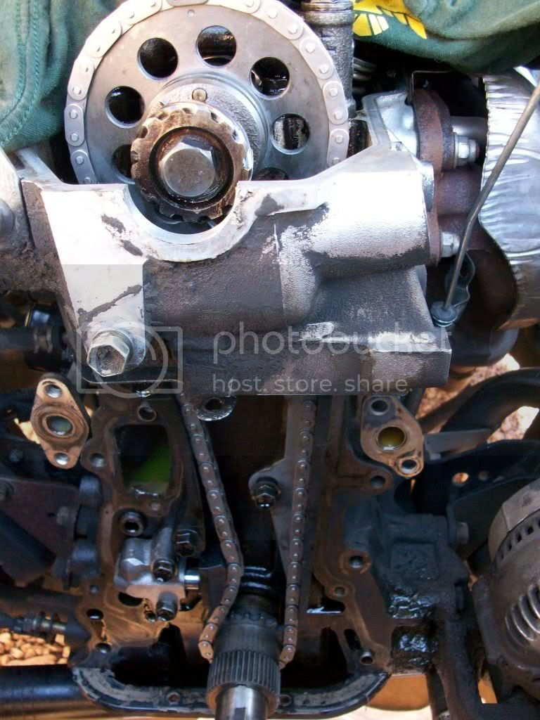 22RE Timing chain tensioner   Toyota Nation Forum