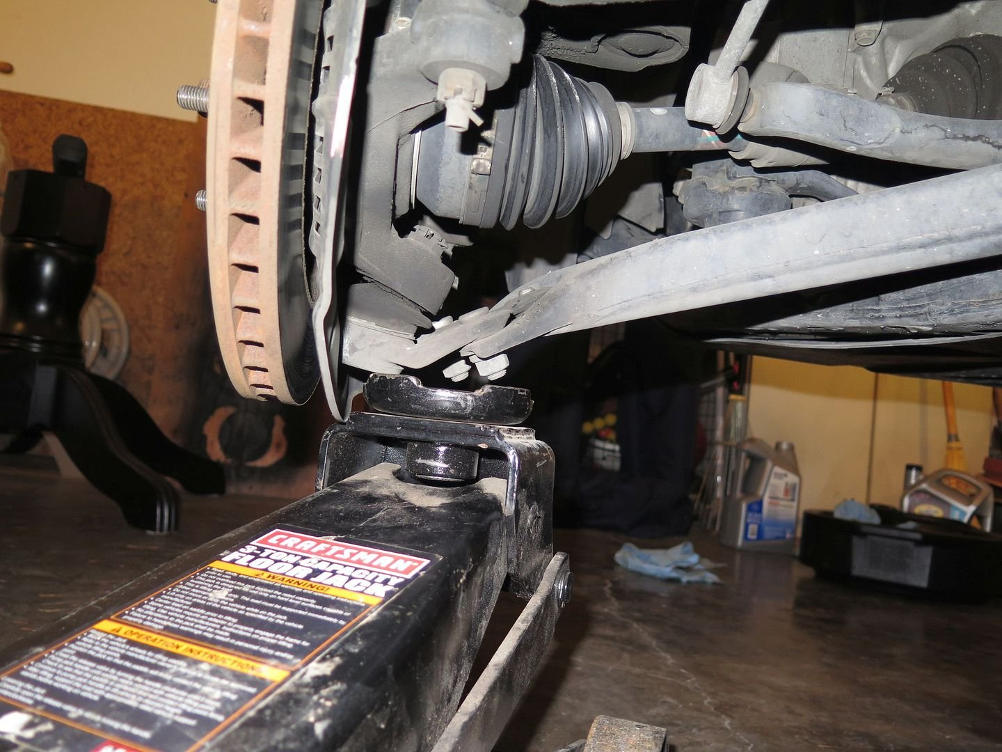 DIY: Front & Rear Strut Replacement | Toyota Nation Forum